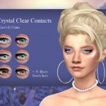 Линзы Eyes 01 от Wintefy для Симс 4