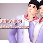 Глаза sakura eyes от deer-solar для Симс 4