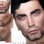 Рост бороды Симс 4