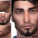 Скачать бороду для Симс 4