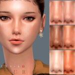 Маска для носа Babur Nose 11 Симс 4
