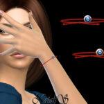 Моды браслеты для Симс 4