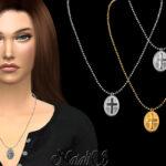 Моды ожерелья Симс 4