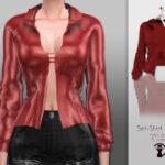 Наборы женской одежды для Симс 4