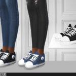 Обувь кроссовки Симс 4