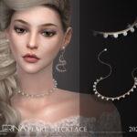 Ожерелье Necklace 202004 для Симс 4