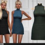 Платья для девушек Симс 4
