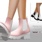 Скачать обувь для Симс 4