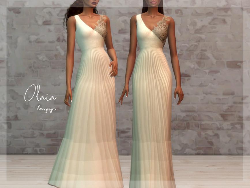 Свадьба платье Симс 4