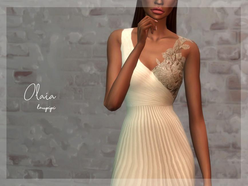 Свадьба платье Симс 4 (картинка 2)