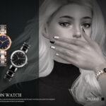 Женские часы Симс 4