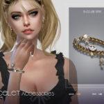 Браслет WM ts4 bracelet 202013 для Симс 4