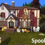 Дом с призраками Симс 4