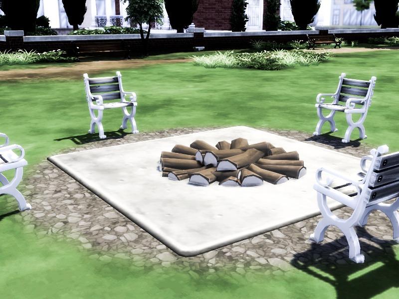 Мод особняк Симс 4 (картинка 4)