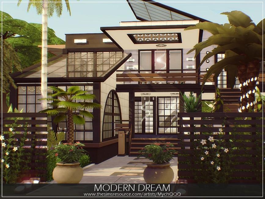 Моды дома для Симс 4