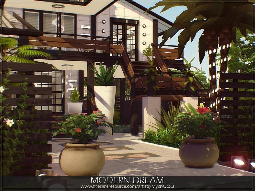 Моды дома для Симс 4 (картинка 2)