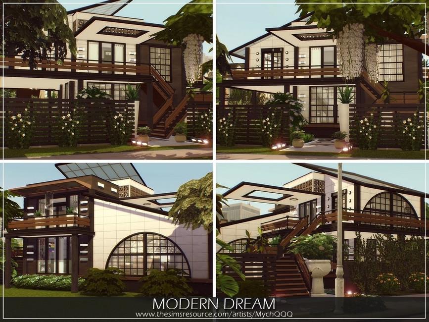 Моды дома для Симс 4 (картинка 3)