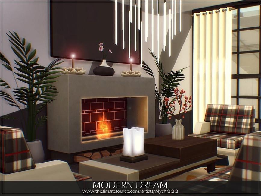Моды дома для Симс 4 (картинка 5)