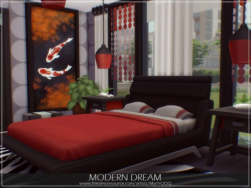 Моды дома для Симс 4 (картинка 8)