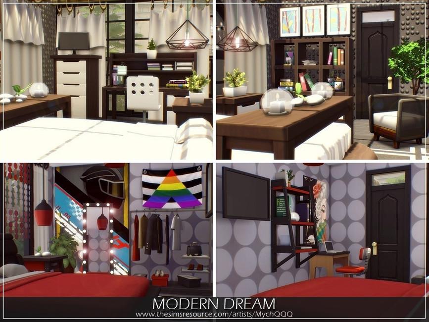 Моды дома для Симс 4 (картинка 9)