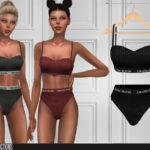 Моды купальники Симс 4