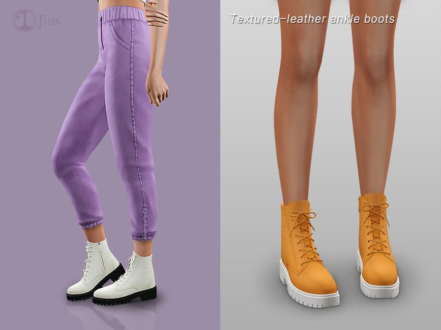 Моды обувь Симс 4