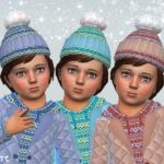 Моды шапки Симс 4