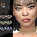 Моды женские глаза Симс 4