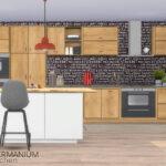 Наборы кухни Симс 4
