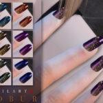 Ногти для женщин Симс 4