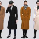 Одежда для мужчин Симс 4