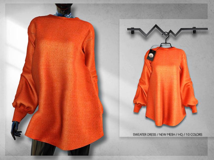 Одежда свитера Симс 4
