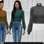 Одежда свитер Симс 4