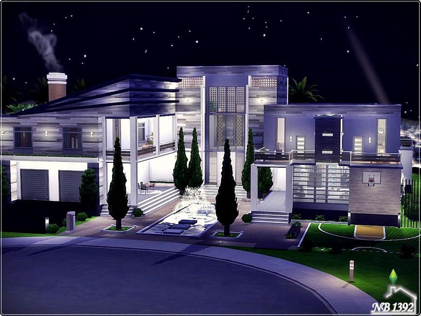 Отель Симс 4 (картинка 10)