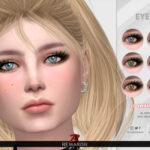 Реалистичные глаза для Симс 4