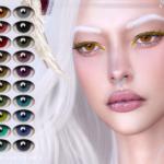 Скачать моды глаза для Симс 4