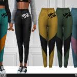 Спортивные штаны для Симс 4