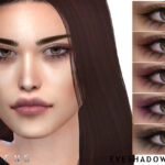Тени для век Eyeshadow N66 Симс 4