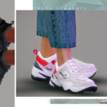 Кроссовки для Симс 4