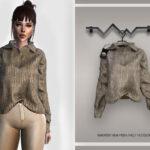 Мод свитер для Симс 4