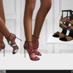 Моды на обувь Симс 4