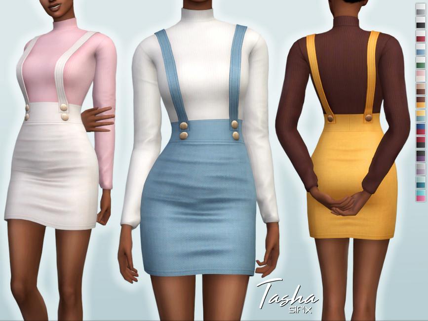 Моды наряды Симс 4