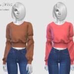 Скачать блузки для Симс 4