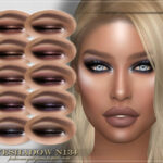Тени для век Eyeshadow N134 Симс 4