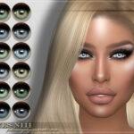 Женские глаза для Симс 4