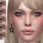 Глаза Eyes N102 Симс 4