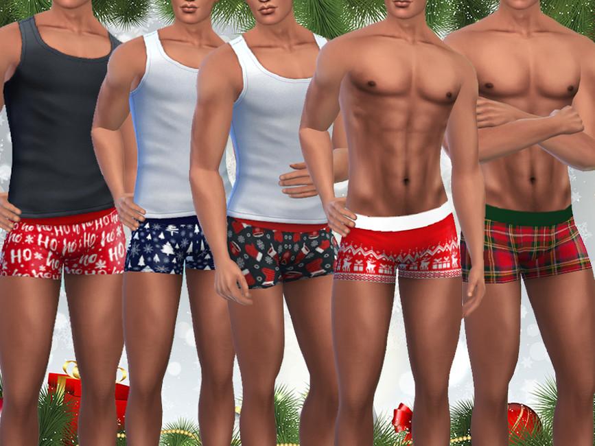 Мужские шорты Симс 4