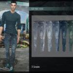 Мужские штаны для Симс 4