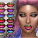 Помада FRS Lipstick N223 Симс 4