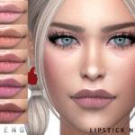 Помада Lipstick N95 для Симс 4